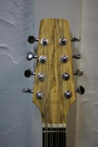 zero fret, guitar, mandocello