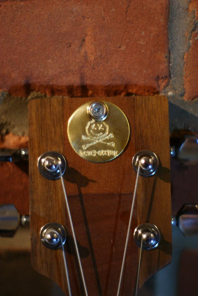 headstock medallion